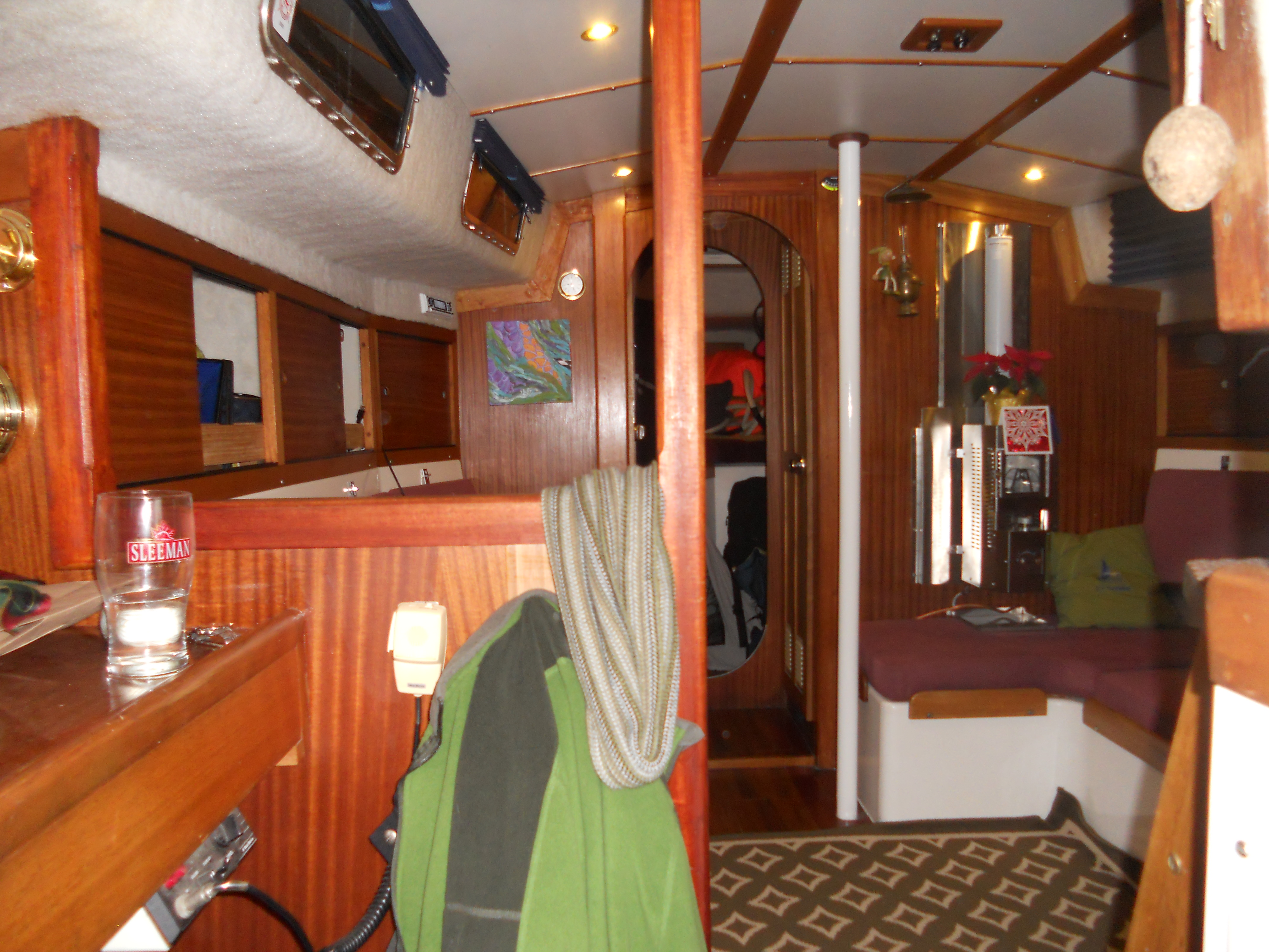 1977 Westerly Conway 36   Little Cunning Plan